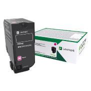 Magenta tonerkassett til Lexmark CS727, CX727, CS728