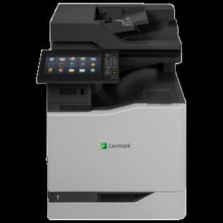 Lexmark XC8160DE Farge MFP