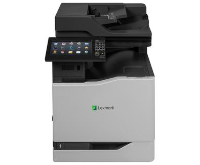 Lexmark XC8160de, A4 fargelaser