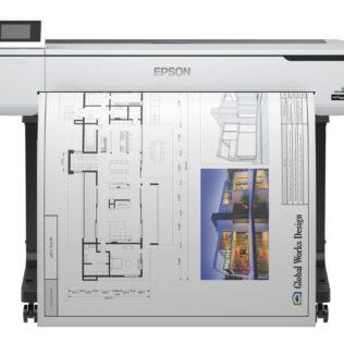 Epson Surecolor SC-T5100 Storformatskriver m/benstativ