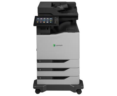 Lexmark cx825 MFP laserskriver