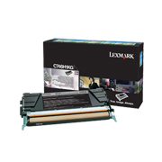Sort toner til Lexmark X/C746, X/C748