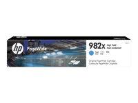 Cyan tonerkassett til HP 982X