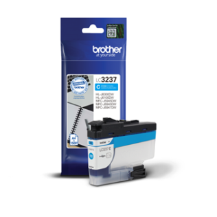 Brother original LC3237C blekkpatron – cyan