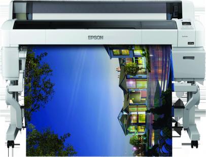 Epson SureColor SC-T7200 storformatskriver