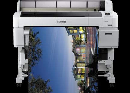 Epson T5200 storformatskriver - A0