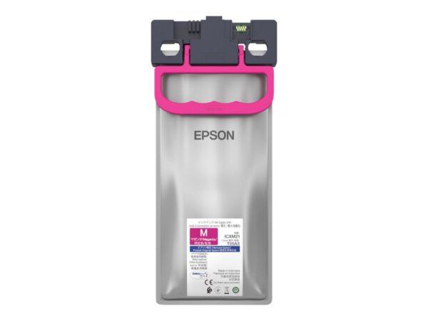 EPSON WorkForce Pro WF-C87xR Magenta XL Ink Supply Unit